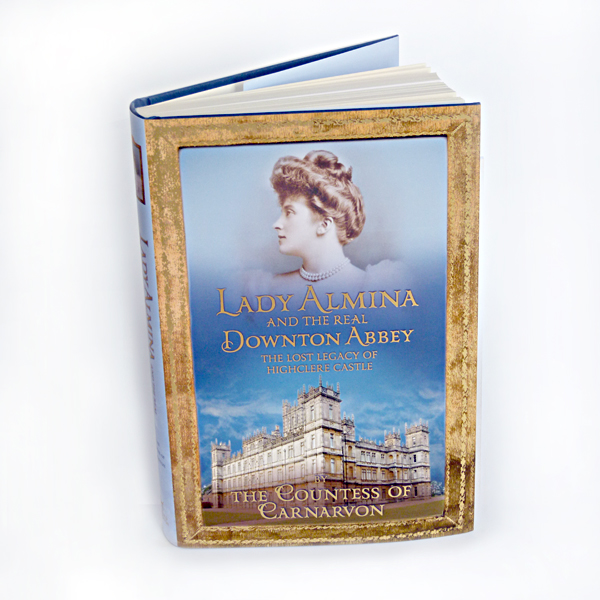 Signed copies of Lady Almina and The Real Downton Abbey